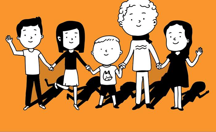 Orange_Familie