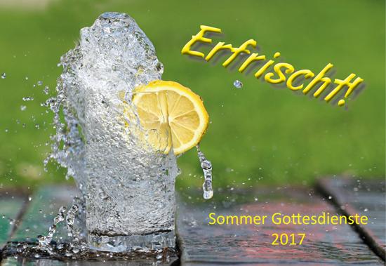 Sommer-Inputs