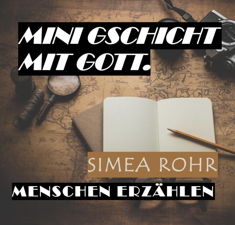 Simea Rohr, Floristinenlehrtochter. Musikalisch und gestaltirisch sehr begabt.